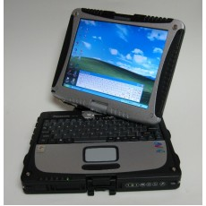 Panasonic Toughbook CF-18- Tablet 1.10ghz 1.25 Ram 80 Hard Drive Refurbished
