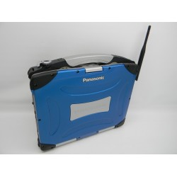 Panasonic Toughbook Super Tough CF-28 80GB Hard Drive Wifi Serial Port Fully Refurbished