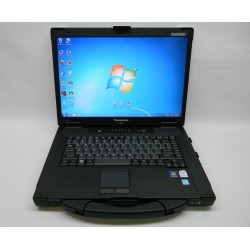 Panasonic Toughbook CF-52 Core 2 Duo 500HD 4GB Ram Serial Port Fully Refurbished